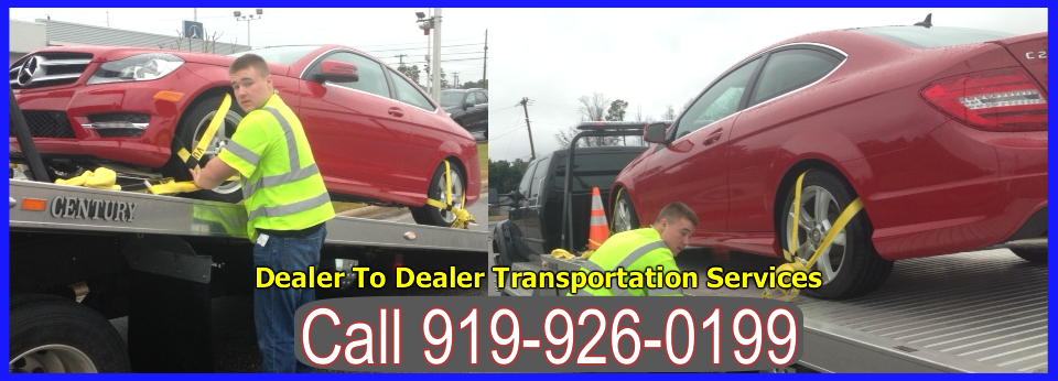 Dealer Transportation Services